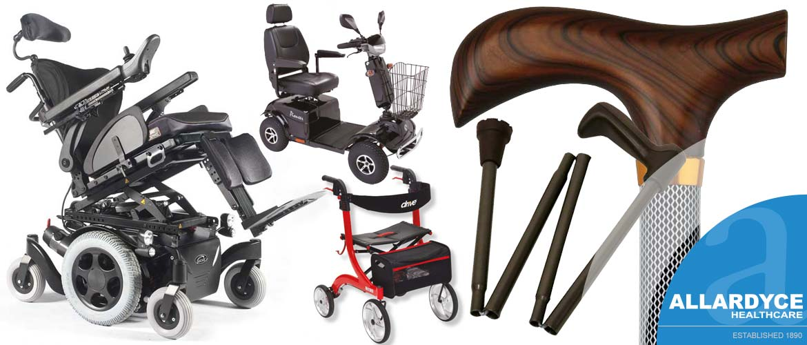 Selection of mobility aids