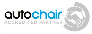 Autochair Accredited Partner logo